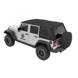 Telo Soft top ibrido Trektop Pro Jeep Wrangler JK Unlimited