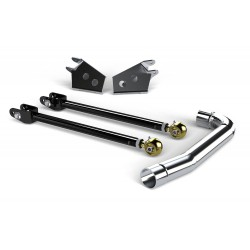 Kit puntoni anteriori superiori Long Arm Teraflex Jeep Wrangler TJ