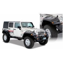 Parafanghi Pocket Style Bushwacker Jeep Wrangler JK Unlimited