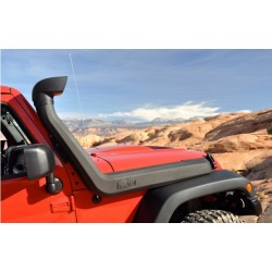 Snorkel AEV omologabile per Jeep JK e Unlimited 3.6 Pentastar