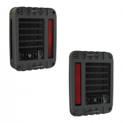 Fanali posteriori JW Speaker 279 full LED Jeep Wrangler JK