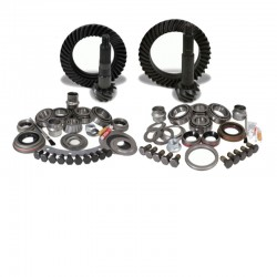Kit completo coppie coniche + kit revisione completa differenziali Jeep Wrangler JK Rubicon Dana 44