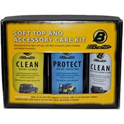 Kit detergenti pulizia Soft Top Bestop