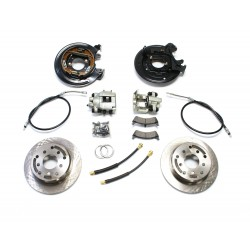 TF-4354425 Kit conversione freni a disco posteriori Teraflex Jeep TJ