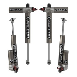 Kit Ammortizzatori regolabili Teraflex Falcon Shocks 3.3 Jeep Wrangler JK Unlimited 4 porte