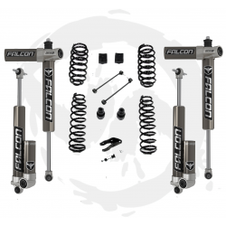 "Kit rialzo base 2.5"" Teraflex Falcon 3.1 Jeep Wrangler JK"