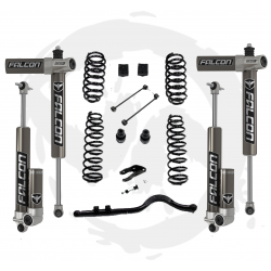 "Kit rialzo base 2.5"" Teraflex Falcon 3.3 Jeep Wrangler JK"
